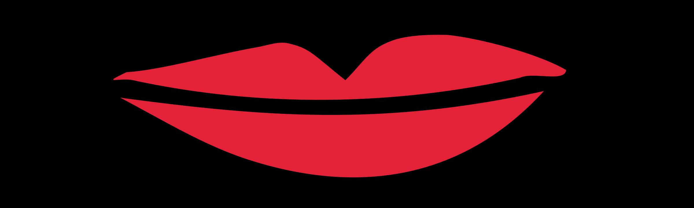 Free smiling lips.