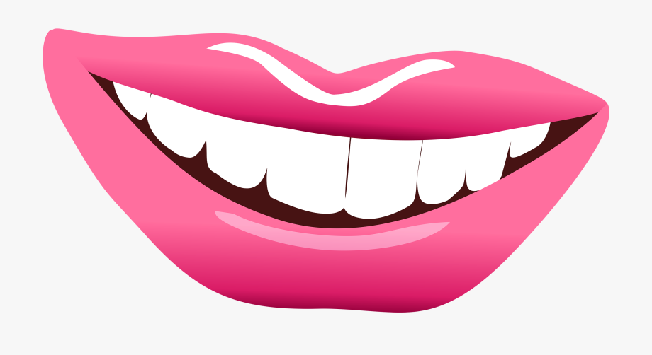 Lips pink png.