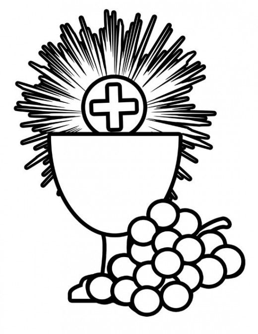 Communion clipart holy. Free first clip art
