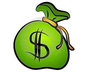Money symbol clipart.