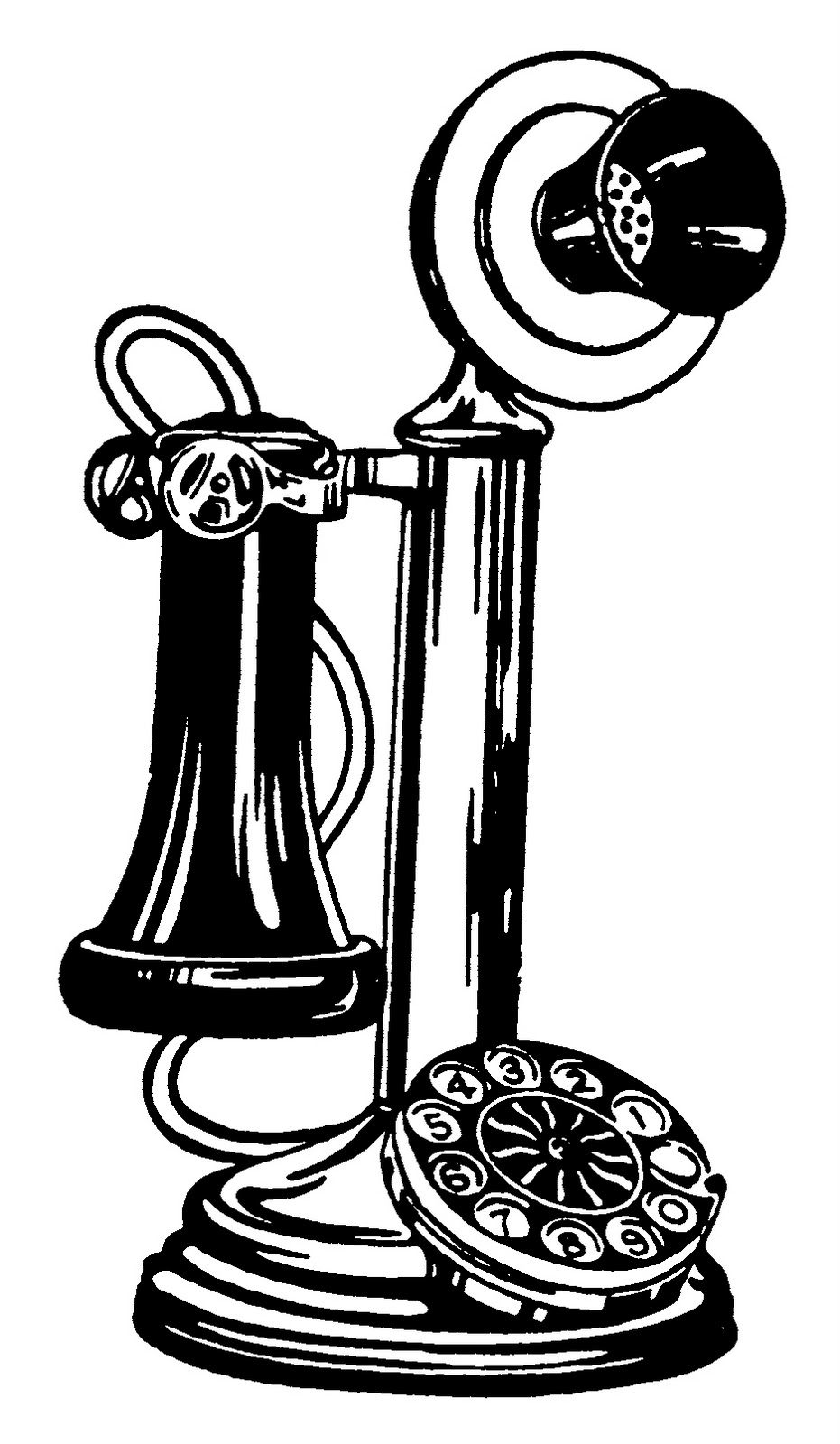 lost and found clipart phone