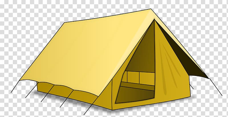 Tent Camping , camper transparent background PNG clipart