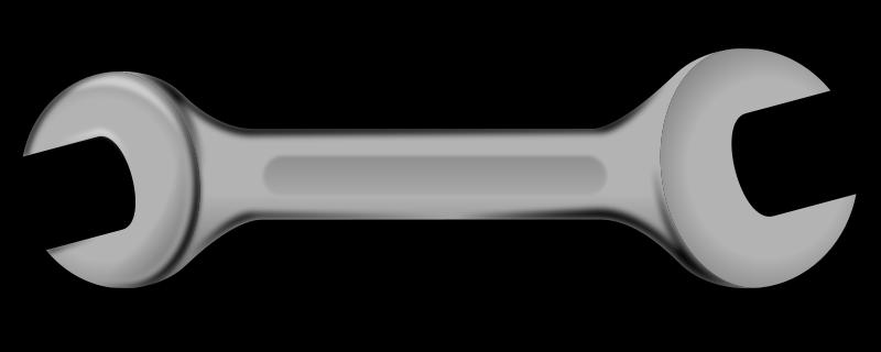 Mechanics Wrench Clipart
