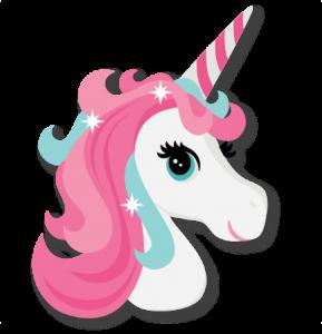 Pin magical unicorn.