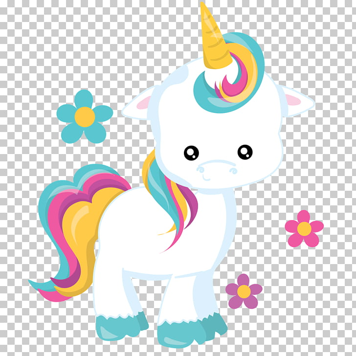 Wedding invitation unicorn.