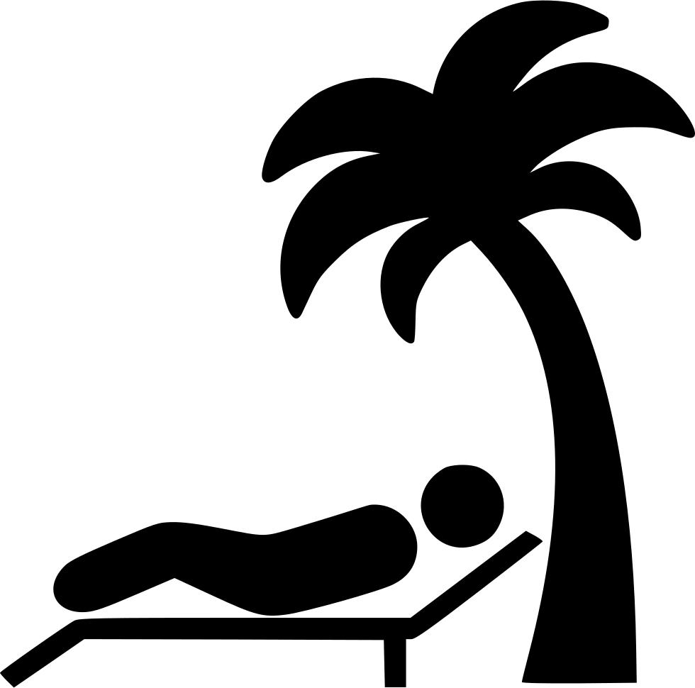 Beach icon free icons.