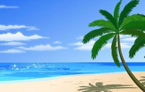 Free beach cliparts.