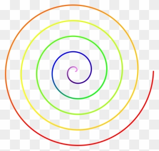 Spiral Png Background Image