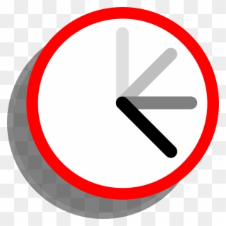 Animated clock clipart.