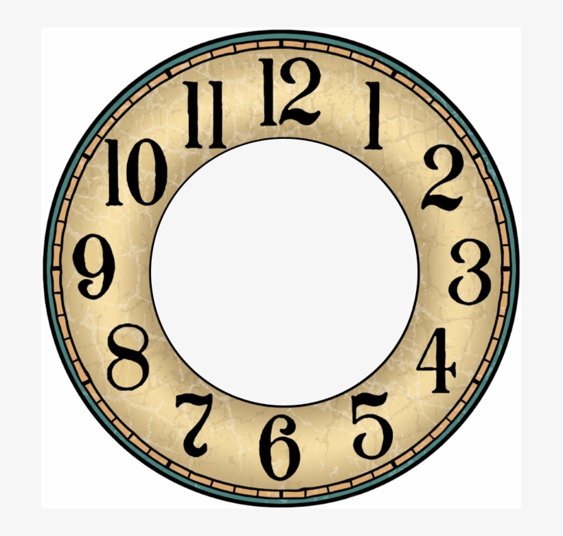 Clipart clock old.