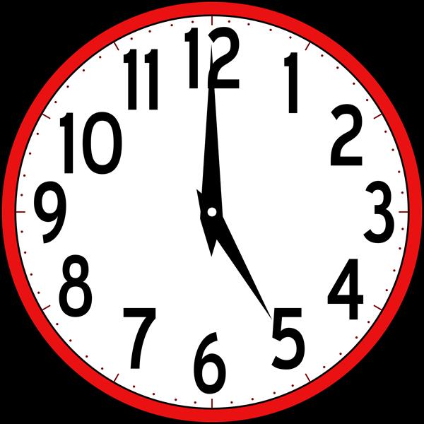 Clock clipart school, Clock school Transparent FREE for