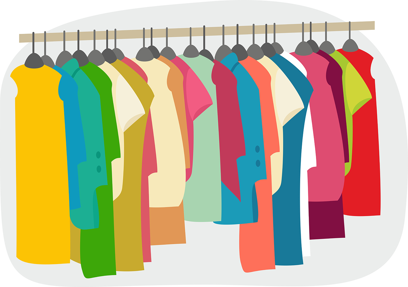 Lost and found clipart used clothes. Free cliparts download clip