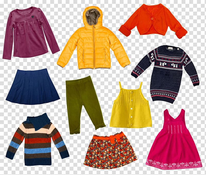 Childrens clothing winter.