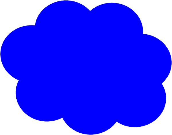Best blue cloud.