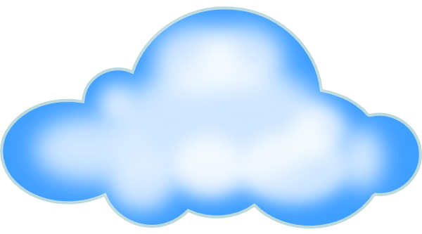 Cloud clipart free.