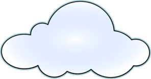 cloud clipart clear background