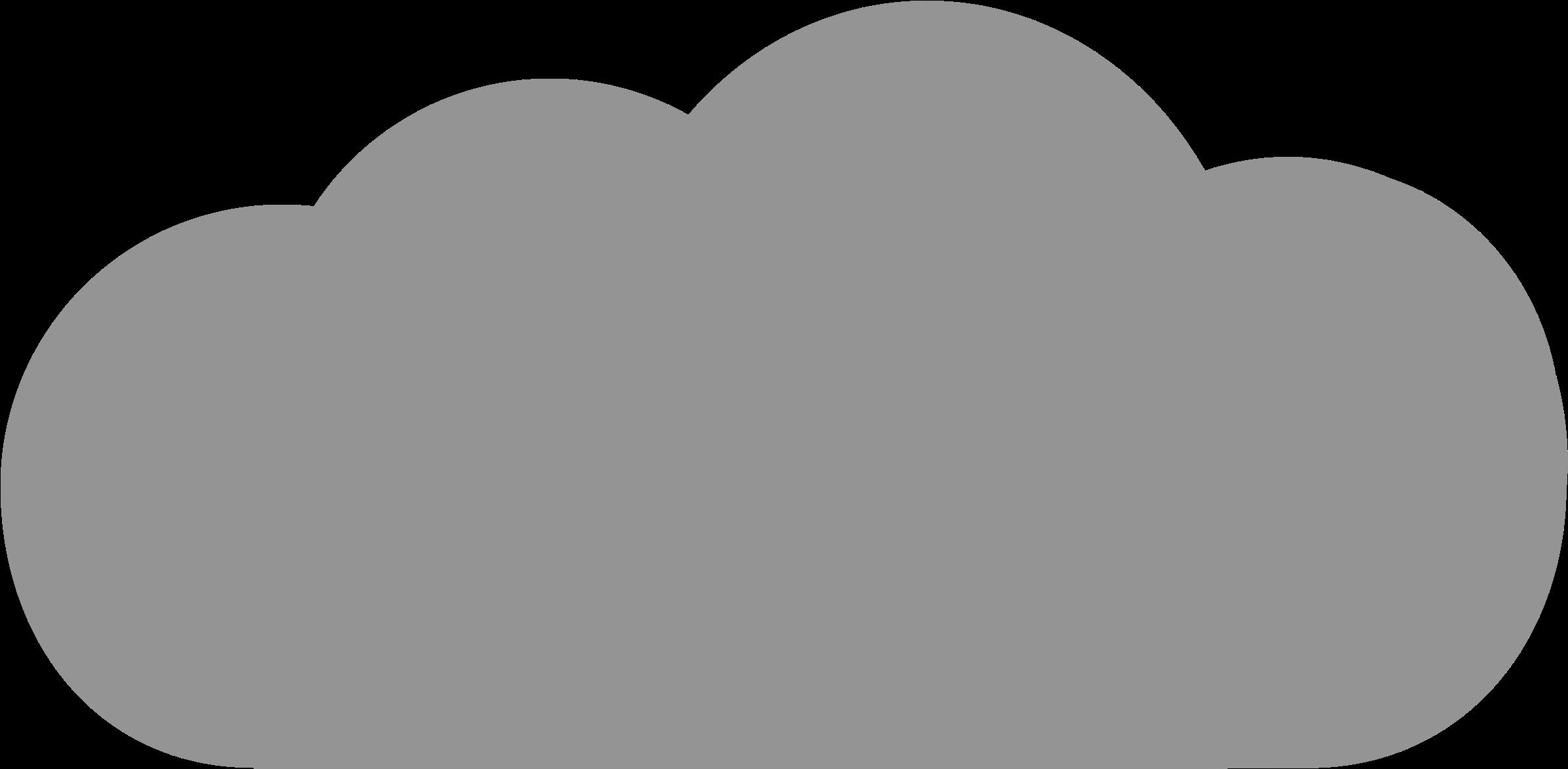 Big Gray Cloud