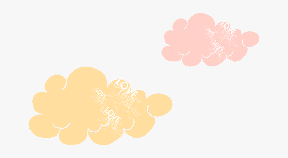 Ftestickers clipart clouds.