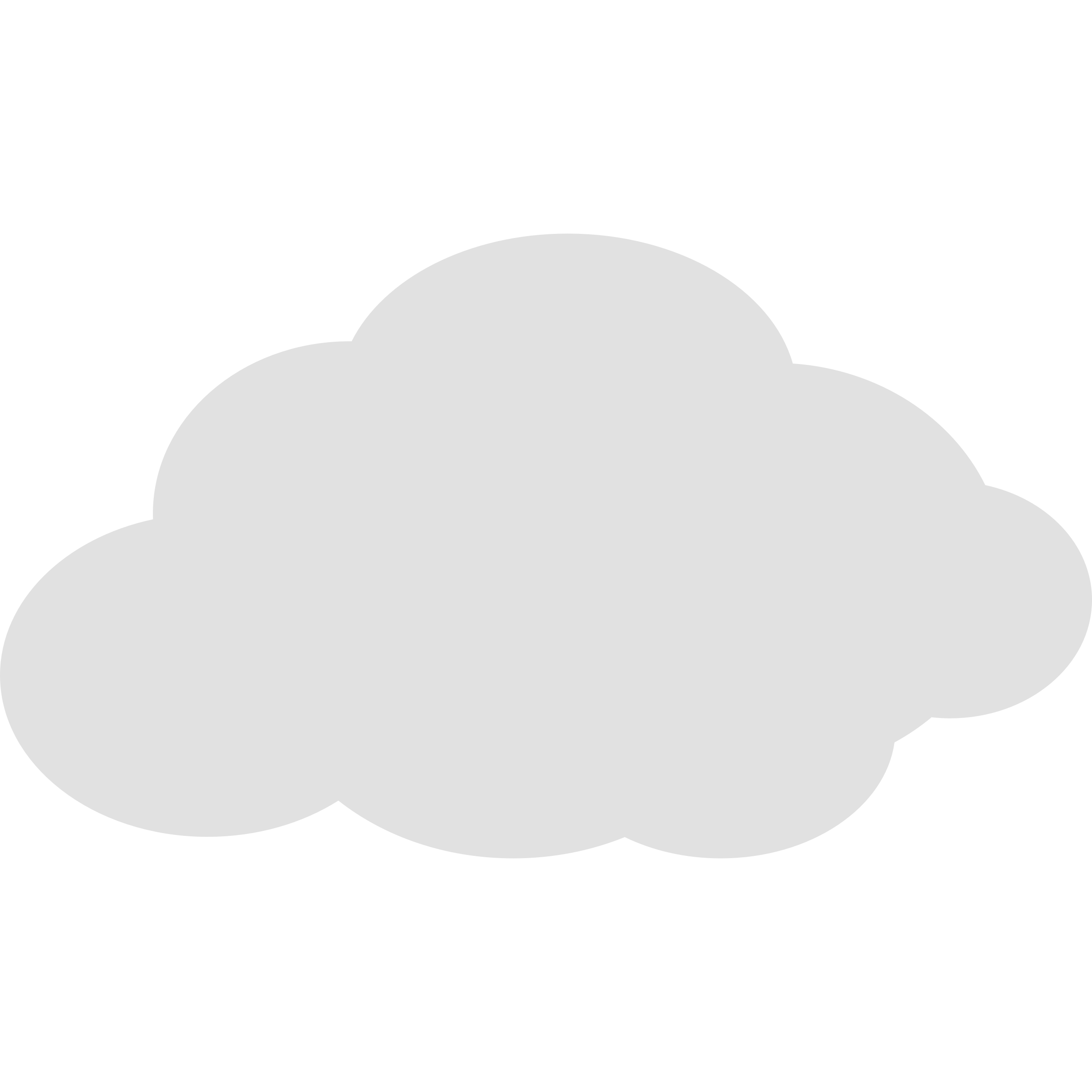 Cloud clipart simple cloud icon image