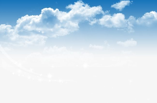 Cloud and blue.