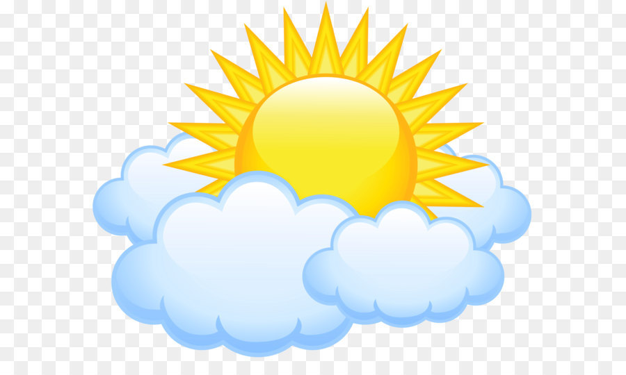 Cloud sunlight clip.