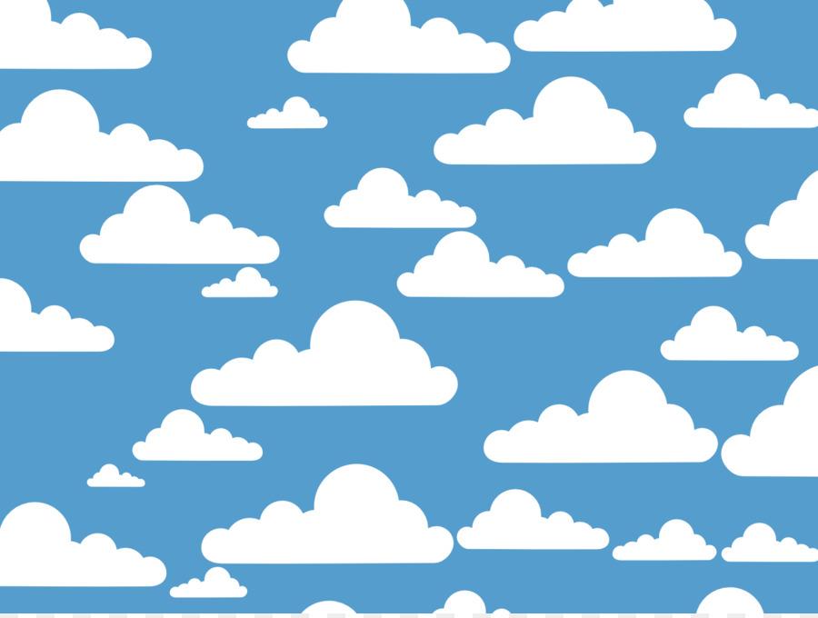 Cloud sky clip.