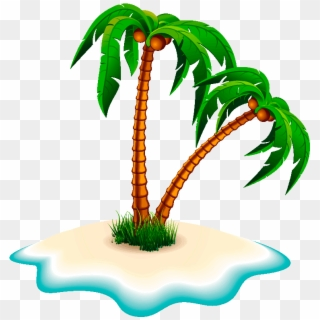 Coconut Tree Clipart PNG Images, Free Transparent Image