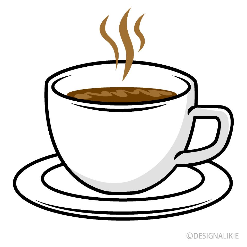 Free hot coffee.