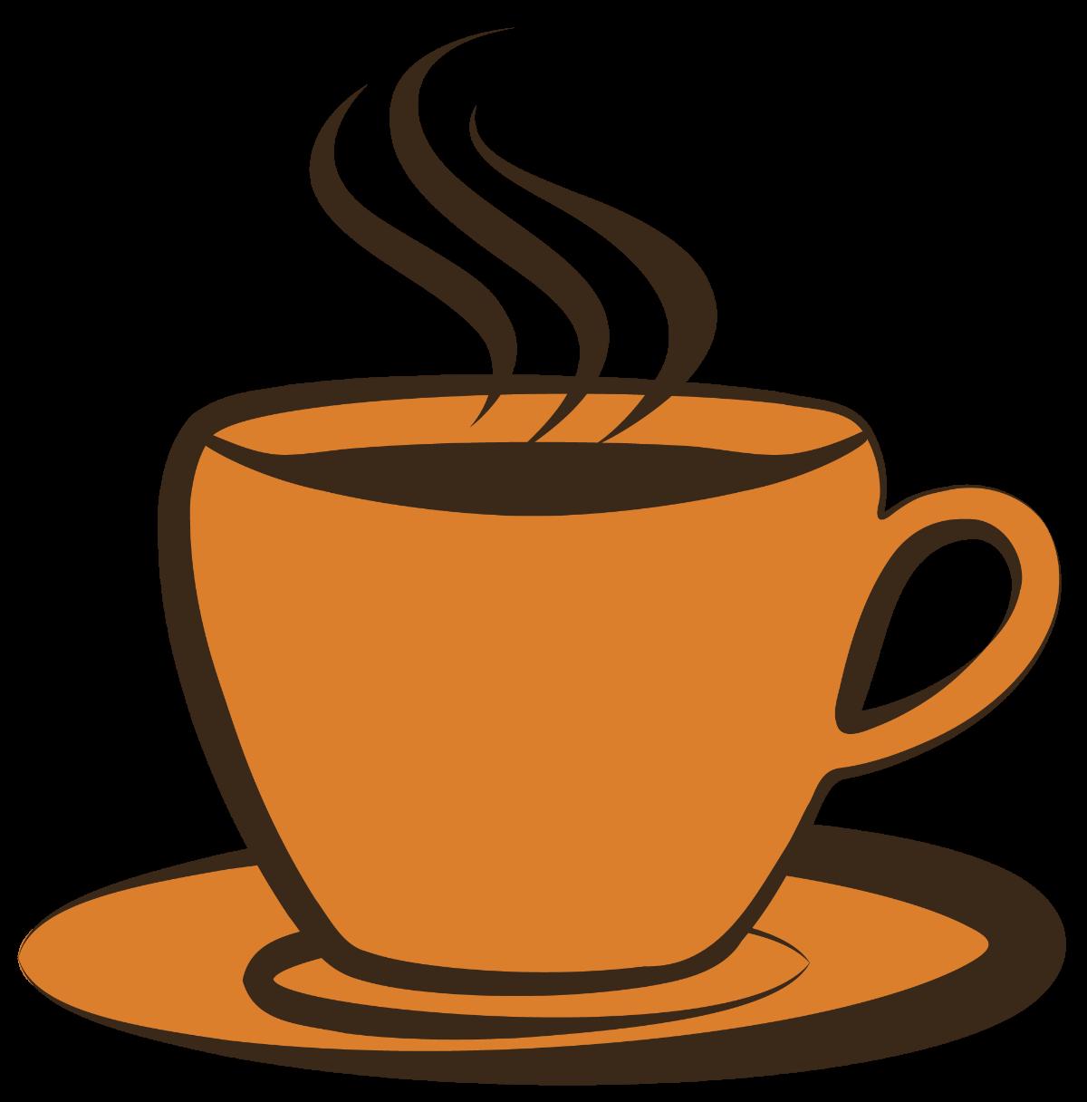 Free transparent coffee.