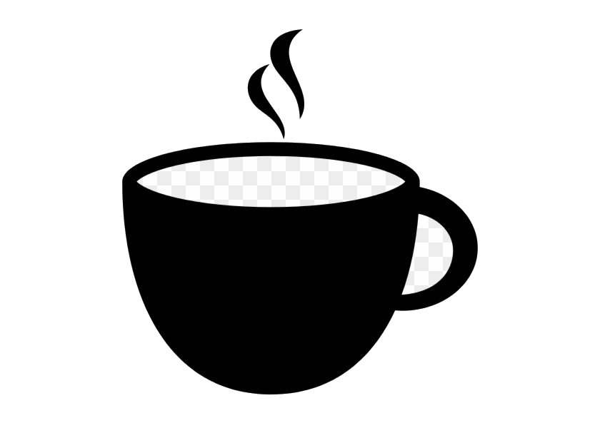 Coffee clipart background.
