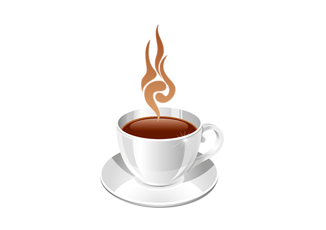 Cup coffee clipart.