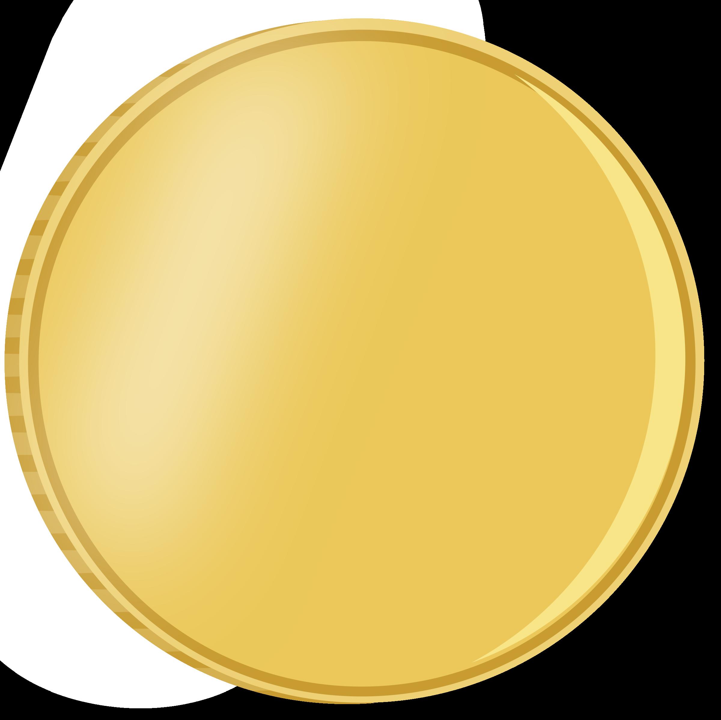Coins clipart blank coin, Coins blank coin Transparent FREE