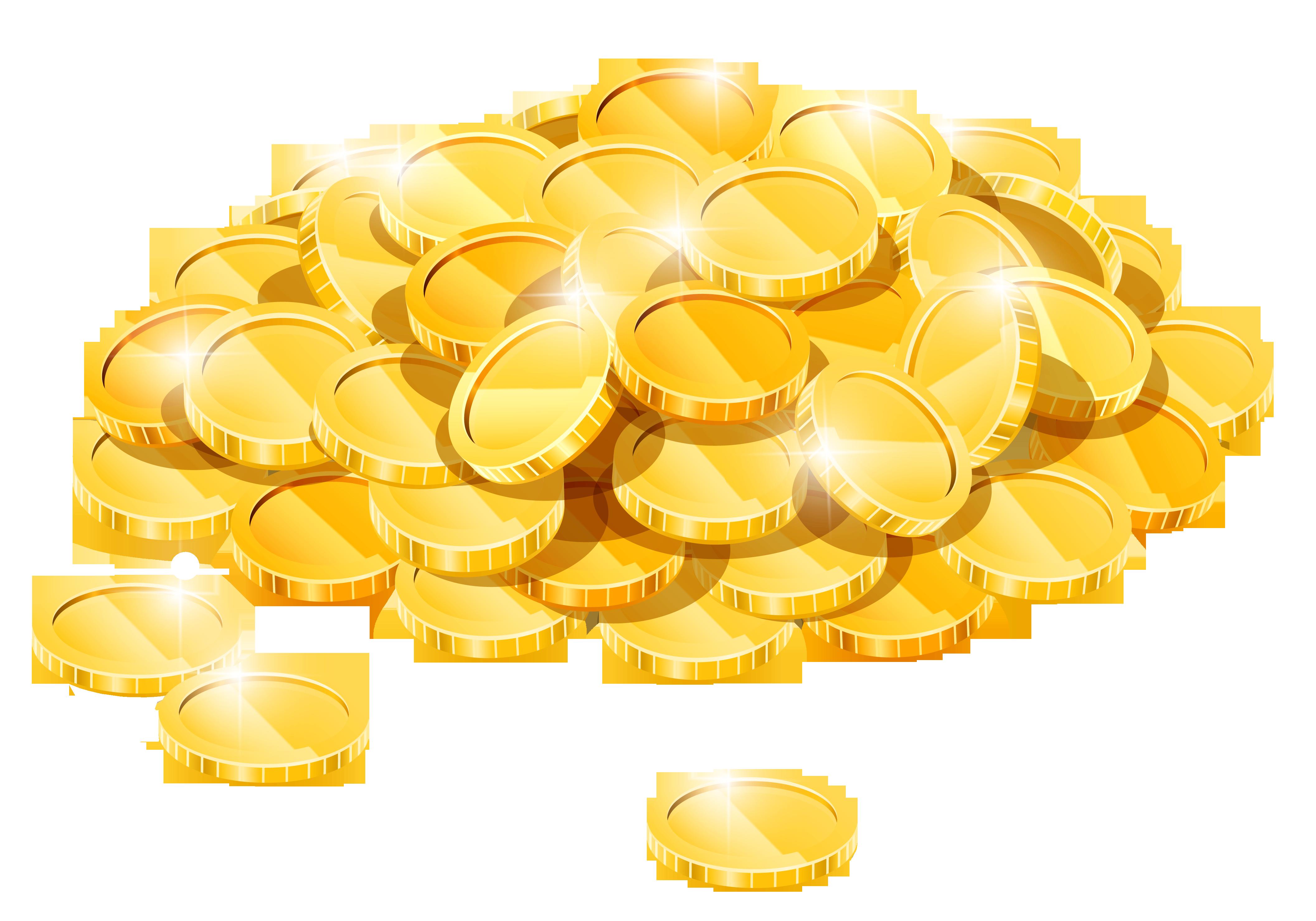 Free pile gold.