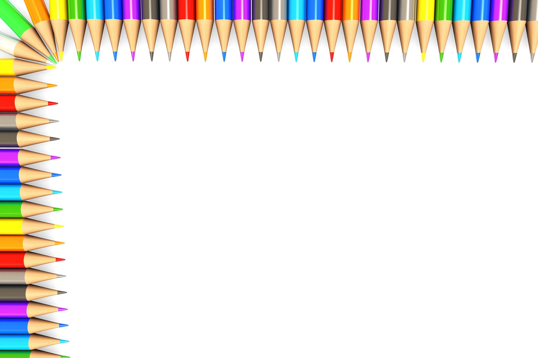 Free Pencil Border Cliparts, Download Free Clip Art, Free