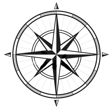 Free Blank Compass, Download Free Clip Art, Free Clip Art on