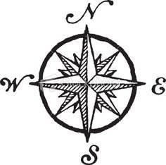 Awesome pirate compass.