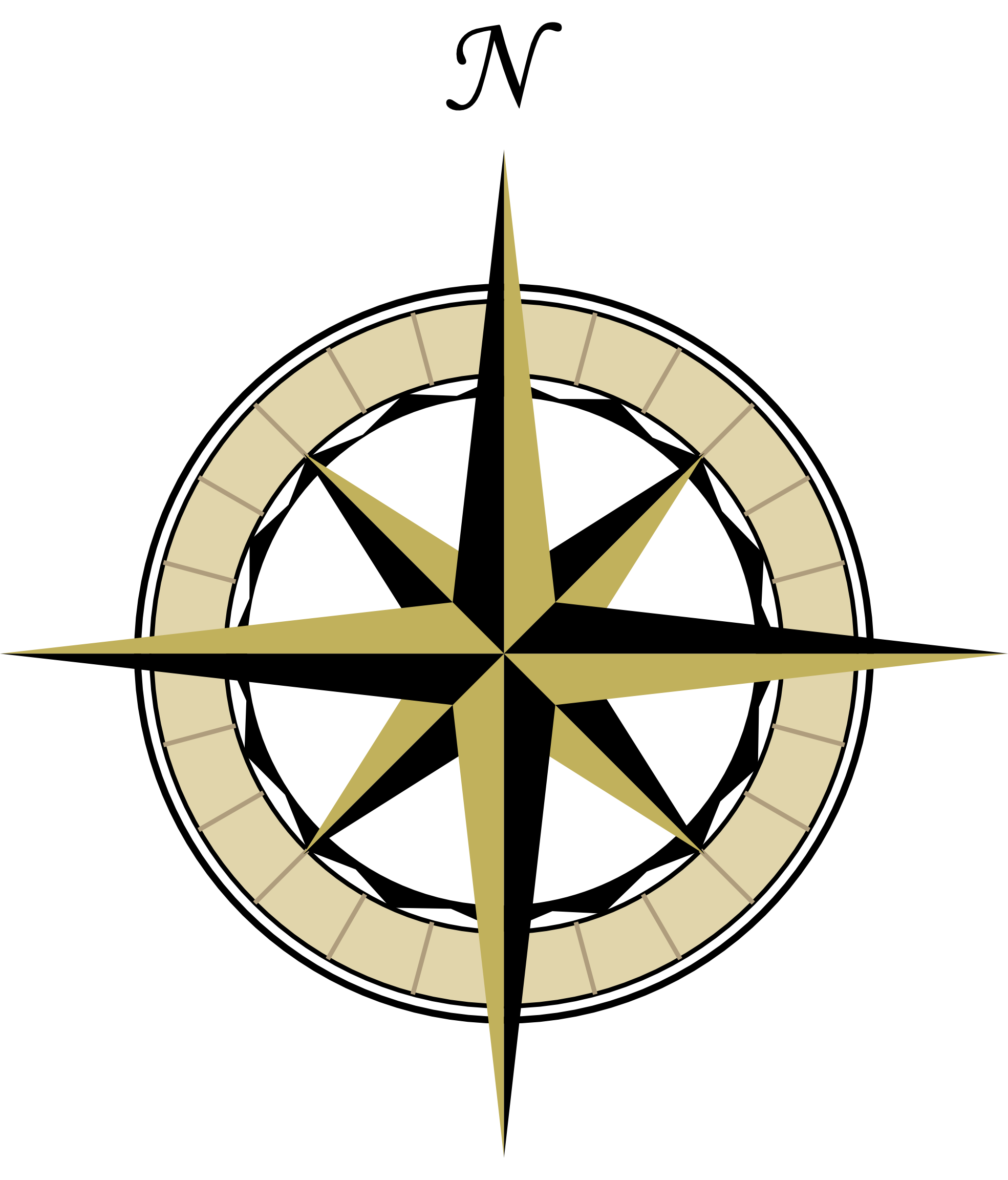 Free Compass Rose Clipart, Download Free Clip Art, Free Clip