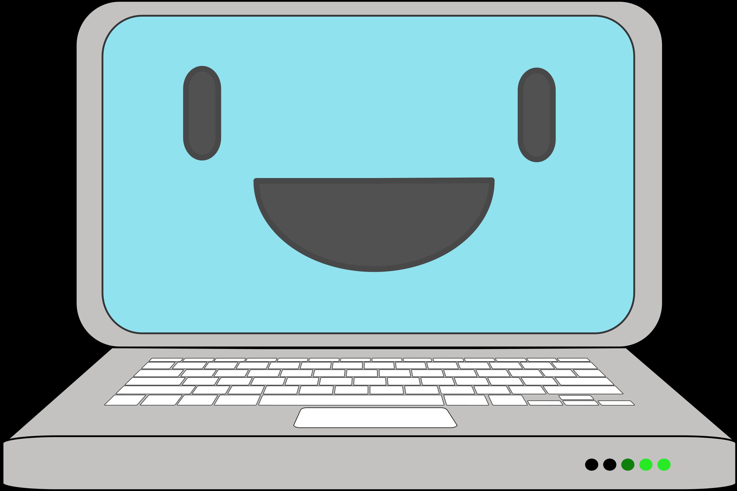 Free smile computer.