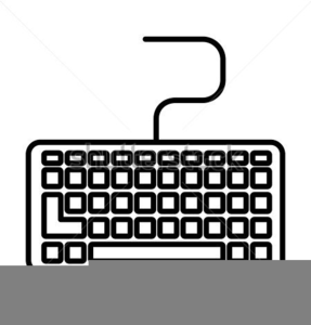 Clipart picture computer.