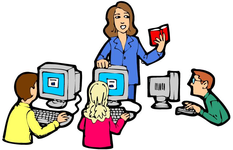 Free computer teacher.