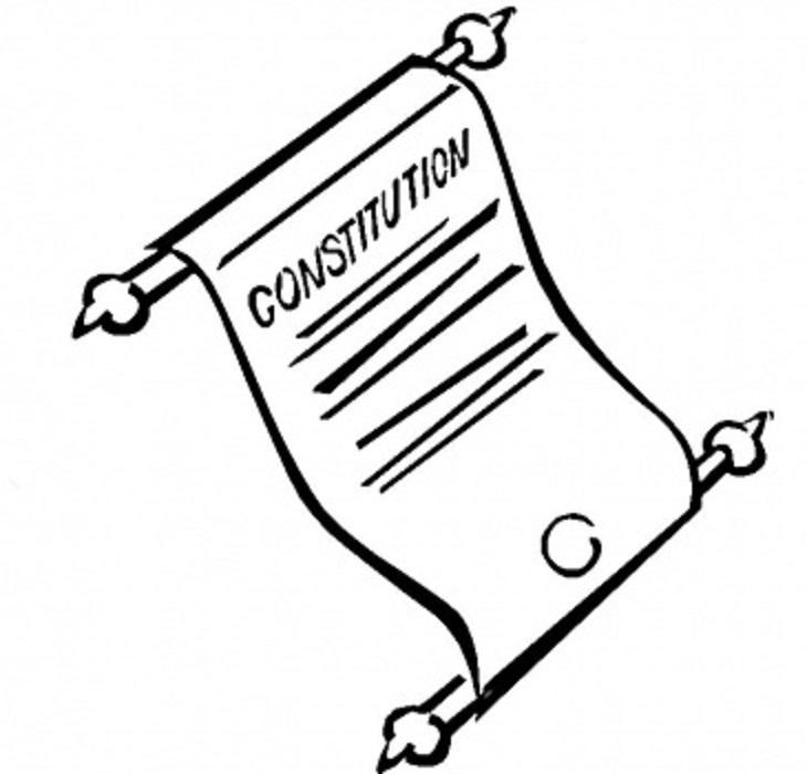 Us constitution clip.