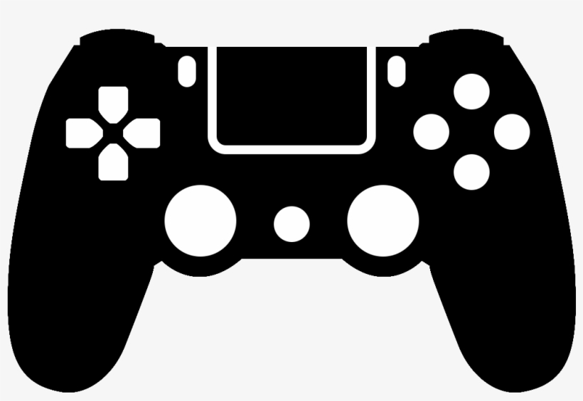 Ps4 controller clipart.