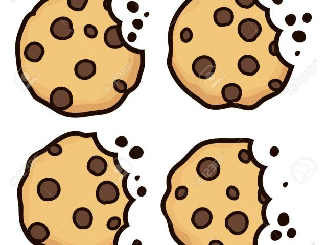 Free cookies clipart.