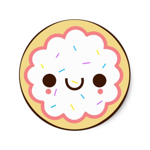 Free Kawaii Cookie Cliparts, Download Free Clip Art, Free
