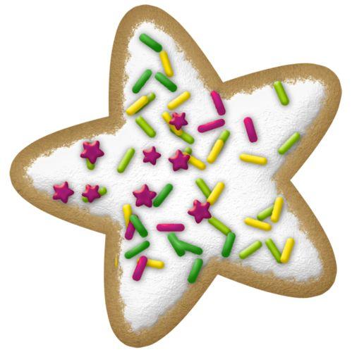 Free christmas cookie.