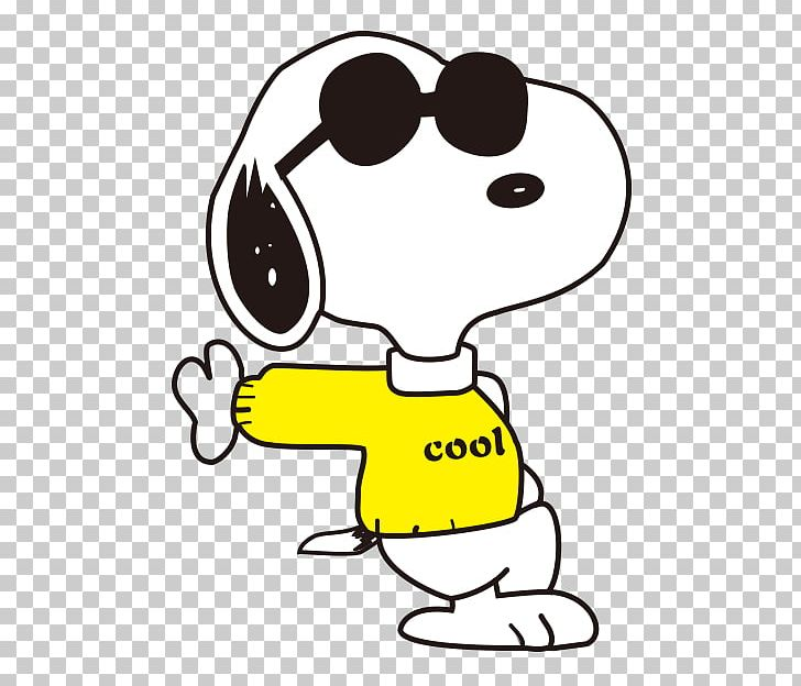 Snoopy joe cool.