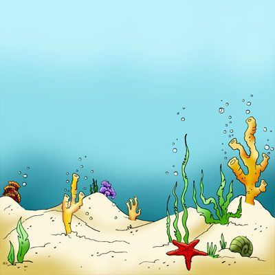 Make crafty seaweed.
