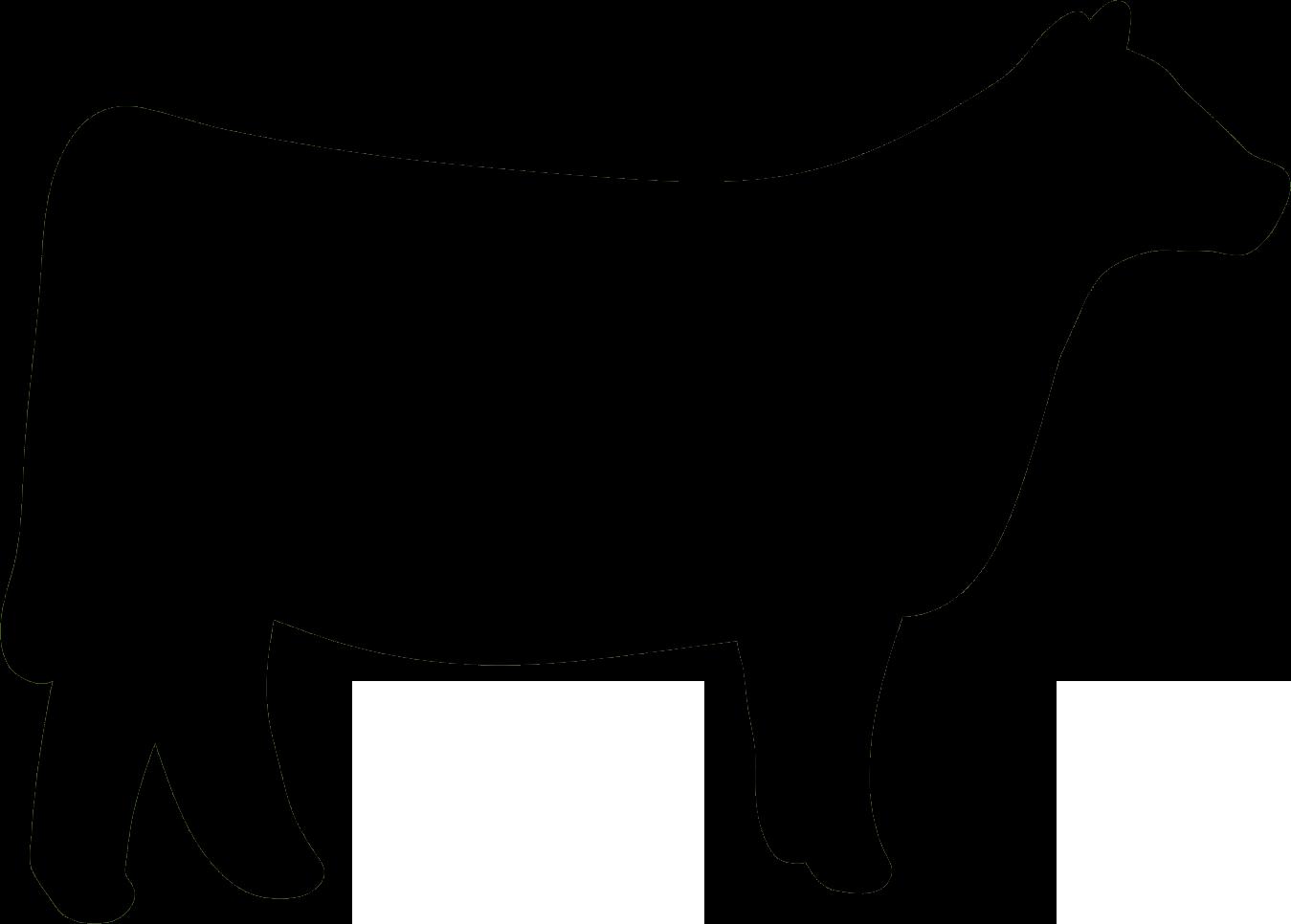 Cow clipart heifer.