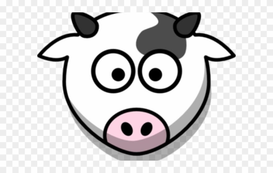 Head clipart cows.