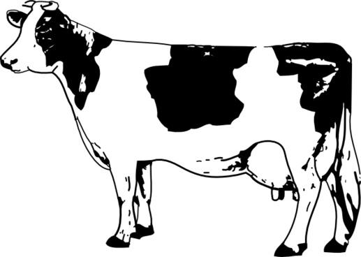 Cows clipart printable.